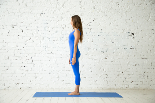 Yoga Para Principiante Cinco Posturas Faciles De Hacer